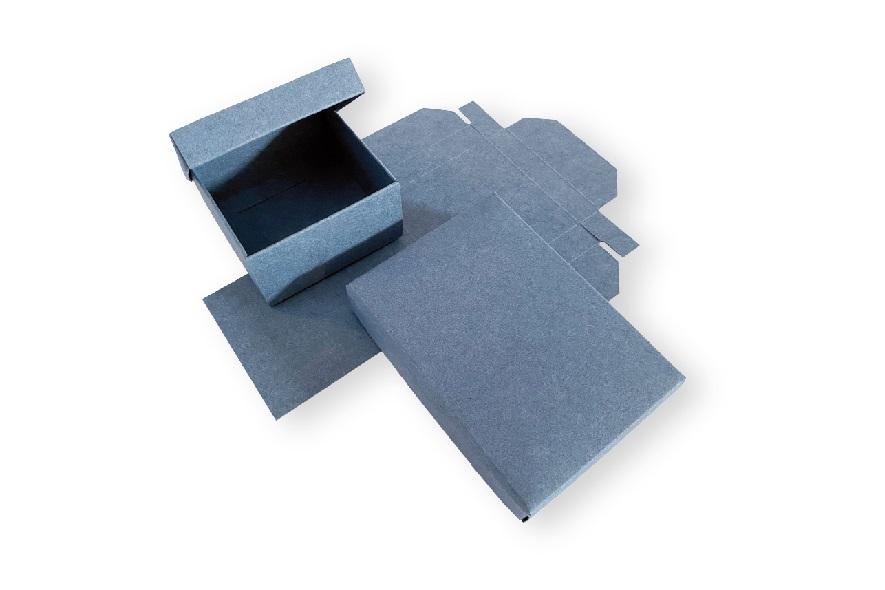 Denimized papier